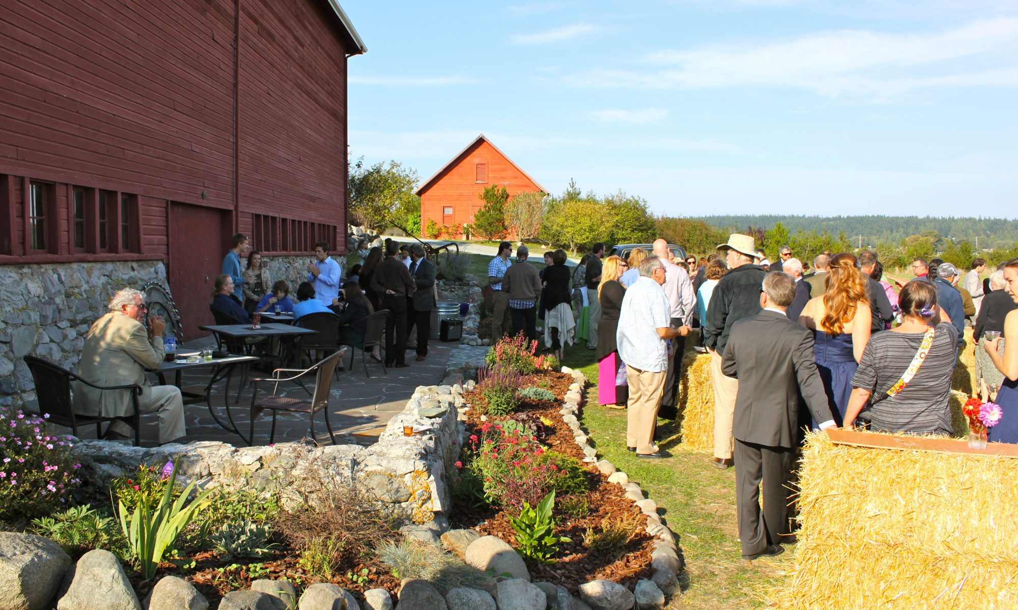 Crockett Barn on Whidbey Island - Parties and Weddings